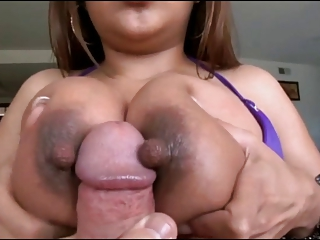 Big Unpretentious tits, Jumbo Nipples - Boobjob!!!!!!!