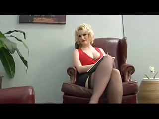 Platinum Comme �a Doctors Foot, Cunt and Anus-Worship Therapy