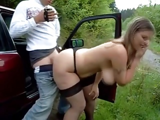 Order about Fucked outdoor