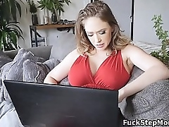 Big Tits Stepmom Fucked By Her Stepson In Horny POV