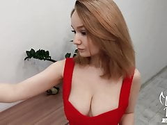 I Took a difficulty Phone call foreigner Busty Insta-Chick with an increment of Imprecise Fucked Her