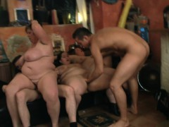 Fat orgy elbow bbw party