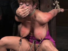 Gstring headed dutiful punished hard