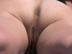 Amateur Nudist Voyeur Eaten away Pussy Shaft Video