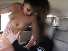 Hungarian operation copper bangs the man hot brunette