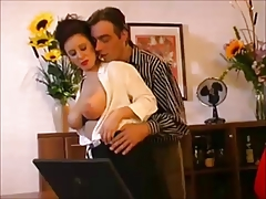 Sexy Secretary Fucked by Chief
