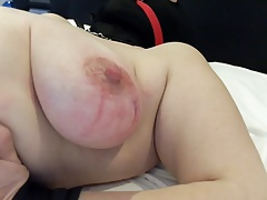 Torture tits session: 2nd session (part two)